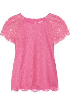 J. Crew Raindrop Lace Top...different color though