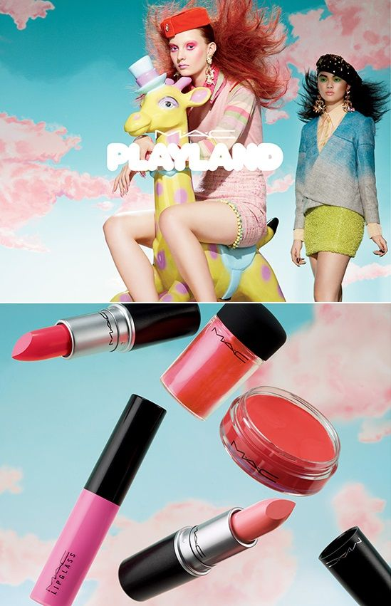 MAC Playland Collection - Summer 2014