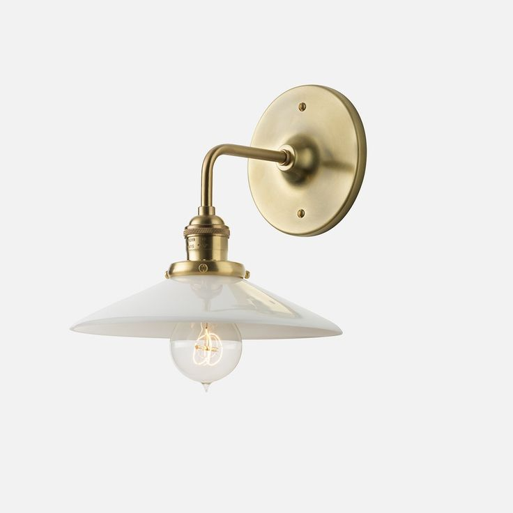 Orbit Wall Sconce Schoolhouse Electric And Supply Co : 594 best images about Lighting on Pinterest Catalog, Industrial and Lighting