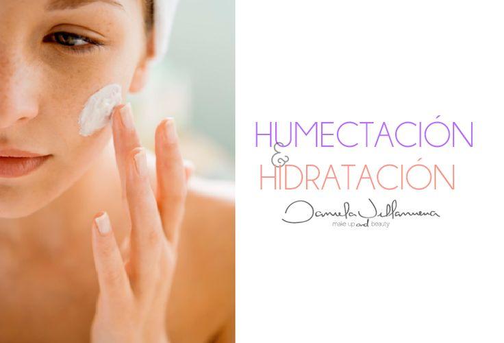 Diferencias entre Humectación e Hidratación. Toda la información en:  https://www.facebook.com/MaquillajeDanielaVillanueva/photos/a.329783980366087.90340.322962634381555/862849720392841/?type=3&theater