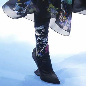 Модные осенние сапоги 2013