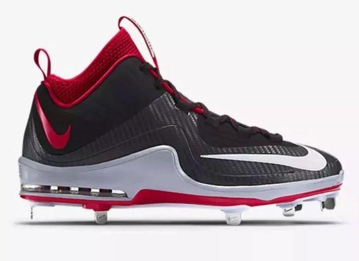 6eee5775fb16 Nike Air Max MVP Elite 2 Size 12 Baseball Metal Cleats 684687 01 ...