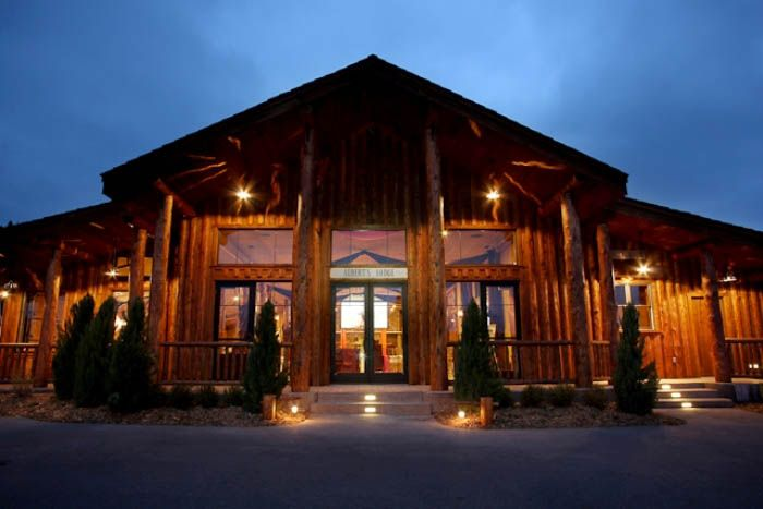 Albert S Lodge At Spruce Mountain Ranch In Larkspur Co Colorado Wedding Venues