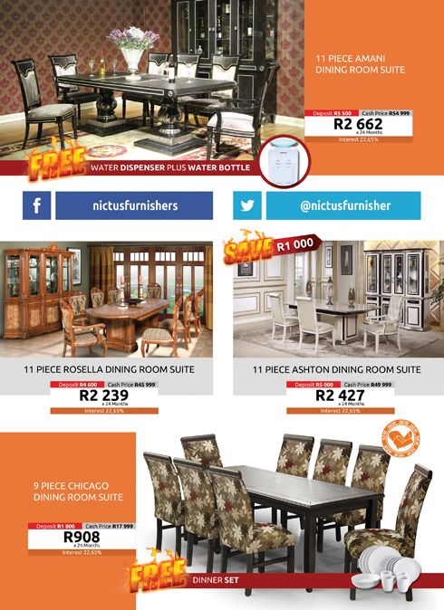 Nictus Furnisher - Polokwane & Makhado DECEMBER SPECIALS ...