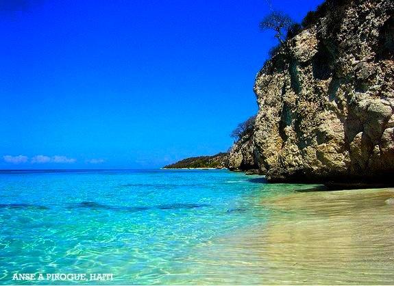Anse-a-Pirogue. Located in Artibonite, Haiti.    Photo by: Haiti Tourism Inc.
