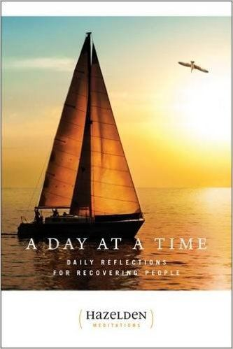 A Day at a Time: Daily Reflections for Recovering People (Hazelden Meditations): Anonymous: 9781568380360: Amazon.com: Books