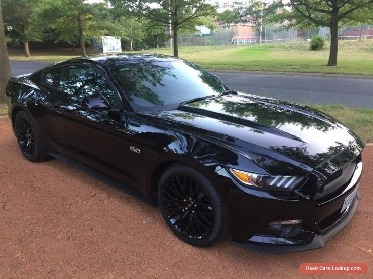 Ford Mustang 2016 #ford #mustang #forsale #australia