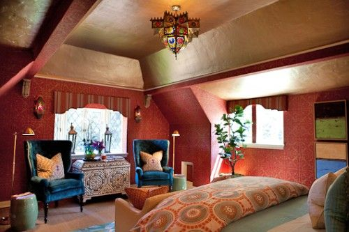 2011 Pasadena Showcase House of Design, Paul Williams: La Canada Flintridge-Bedroom