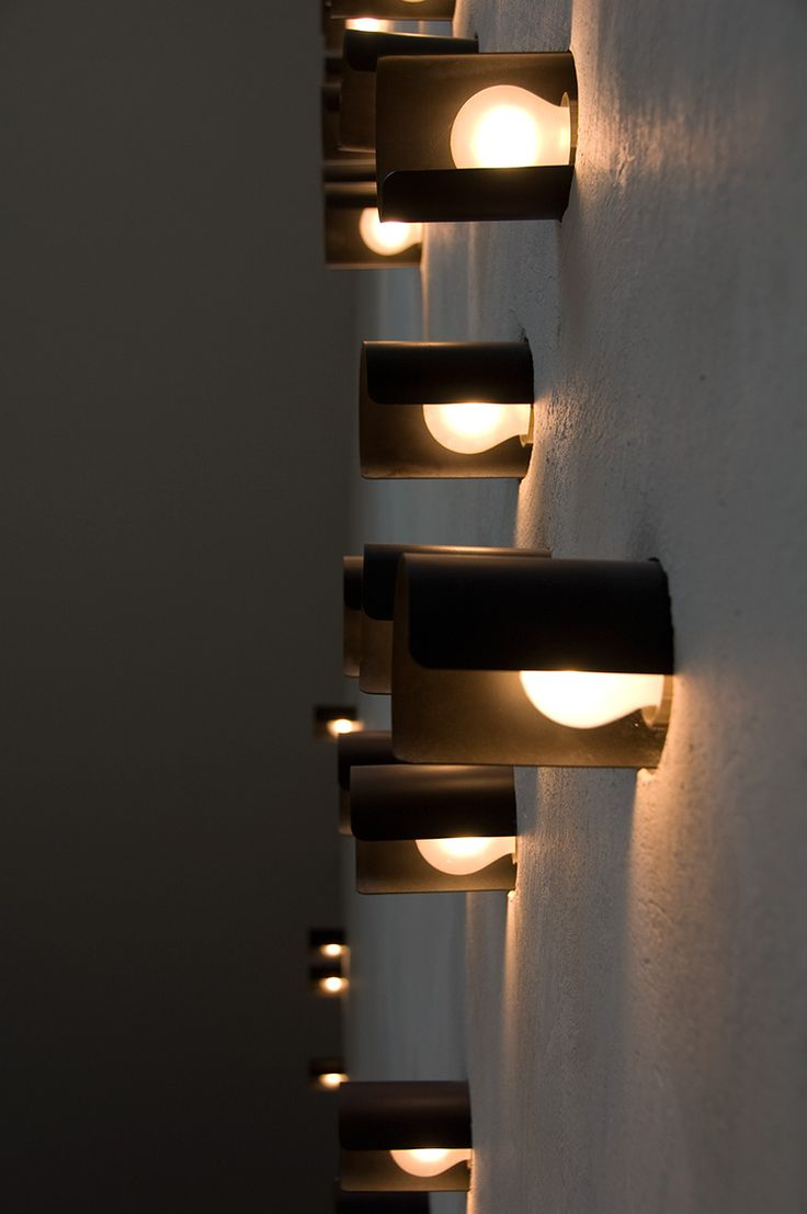 industrial lighting design. lighting by pslab for india mahdavi architecture and design on les alycamps arles industrial
