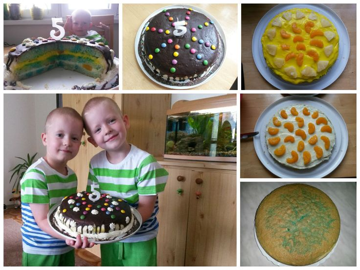 Moja prvá ovocná tortička :)
