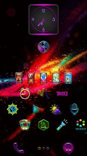 Super Neon icons pack APK for Blackberry | Download Android APK GAMES & APPS for BlackBerry, for BB, curve, 8520, bold, 9300, 9900, playbook, pearl, torch, 9800, 9700, cobbler, Z10, Z3, passport, Q10