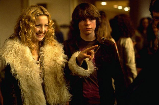"""""""Almost Famous"""" directed by Cameron Crowe  favorite movie, love penny's coat here"""