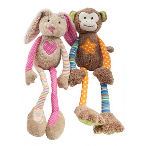 Lily & George Lotty & Louie Longlegs