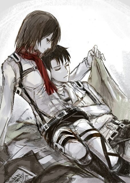 73 best Levi x Mikasa images on Pinterest | Levi mikasa ...