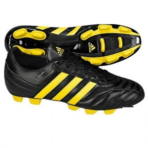 SALE - Mens Adidas Adiquestra Soccer Cleats Black Synthetic - Was $39.99 - SAVE $10.00. BUY Now - ONLY $29.96