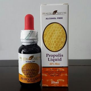 Toko Sahla Herbal ( sms or wa 08561848084 ): Propolis Liquid 40% Max, Health n Nature Australia...