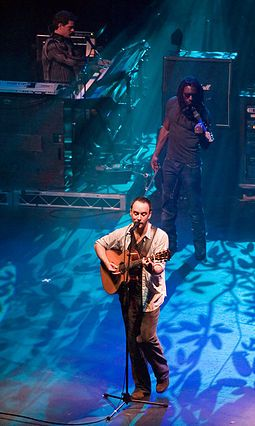 Dave Matthews Band -pinned from Wikipedia, the free encyclopedia