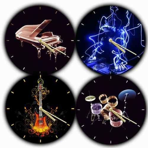 16 best Musical clocks images on Pinterest Music Music rooms