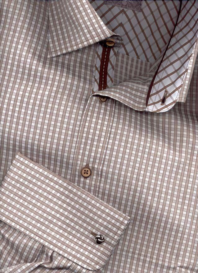 unique french cuff shirt
