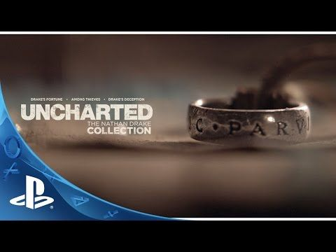 UNCHARTED: The Nathan Drake Collection Announce Video | PS4 - YouTube