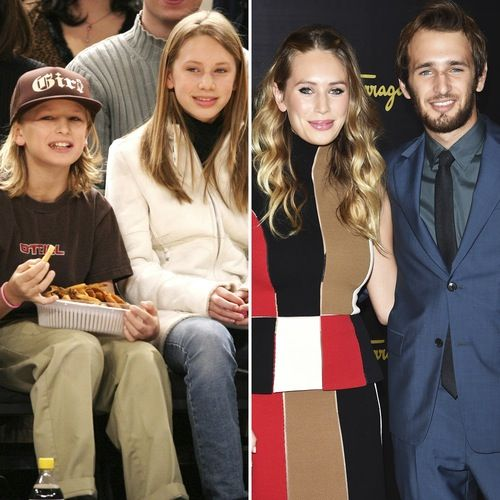 Sean Penn and Robin Wright's Children Dylan and Hopper Jack are All Grown Up — Plus See 22 More Celeb Kids Then and Now!