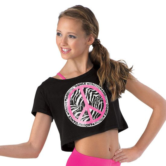 Crop tops | Here are some nice dance crop tops for kids and adults. | Dance things | Pinterest ...
