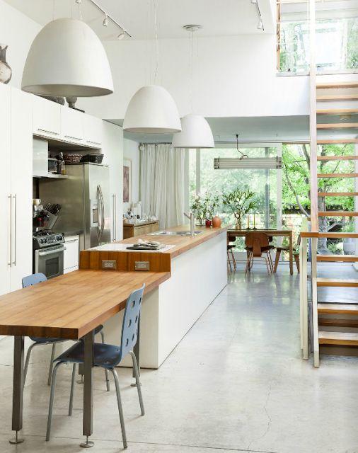 我們看到了。我們是生活@家。: 加拿大線上設計雜誌covet garden,第37輯,建築師Dean & Janna的永續住宅