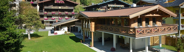 Vital Hotel Sonne - Hotel in Saalbach Hinterglemm http://www.hotel-sonne.at/