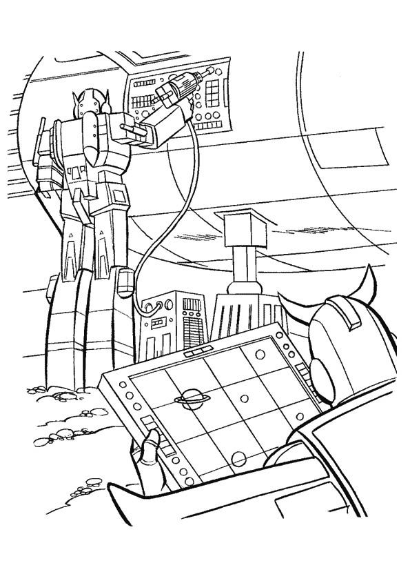 Print Coloring Image For KidsColoring BooksColoring SheetsColouringTransformers