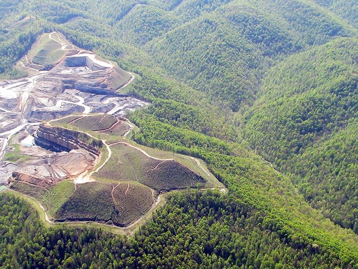 """""""Federal Court Backs EPA's Veto Of One Of The Largest Surface Mines Ever Proposed In Appalachia This is the first mountaintop mining permit ever challenged, and it should send a signal that the tide has turned on mountaintop mining."""""""