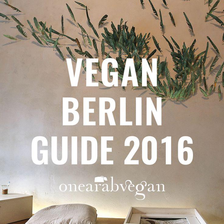Vegan Berlin Guide 2016