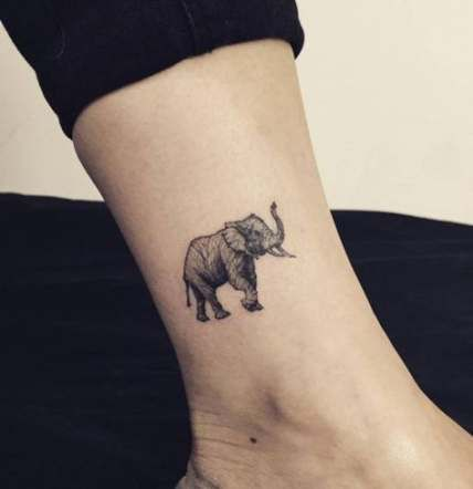 New Tattoo Elephant Realistic Artists 60+ Ideas