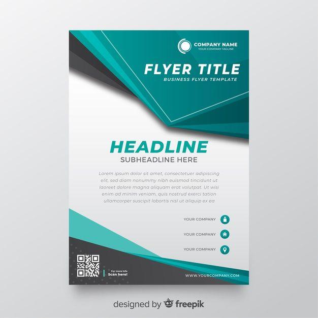 Business Flyer Freepik