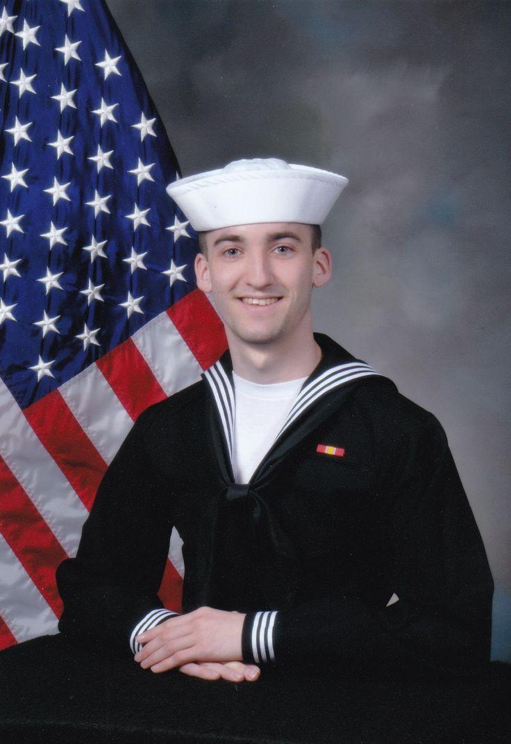 William Porterfield Navy Graduation 30 Jan 2015 Recruit Training