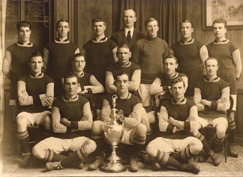 1920/21 Burnley FC