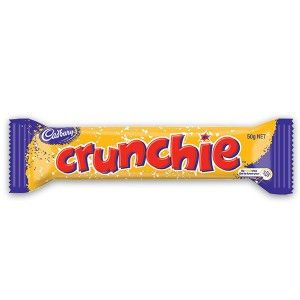 Cadbury Crunchie Standard Bar 40g