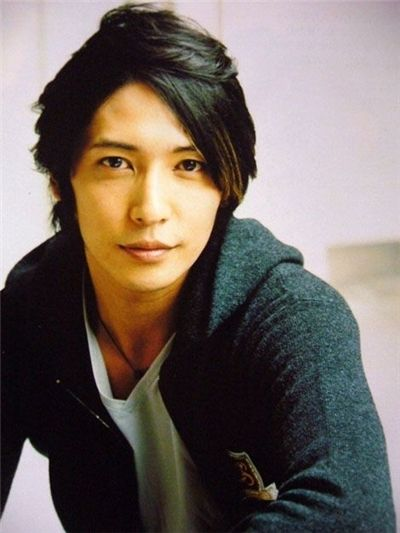 Tamaki Hiroshi (玉木宏) 80 - debut 98