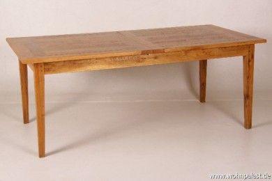 Esstisch Cornwall Eiche ausziehbar Farbe honig Möbel - | Wohnpalast Möbel