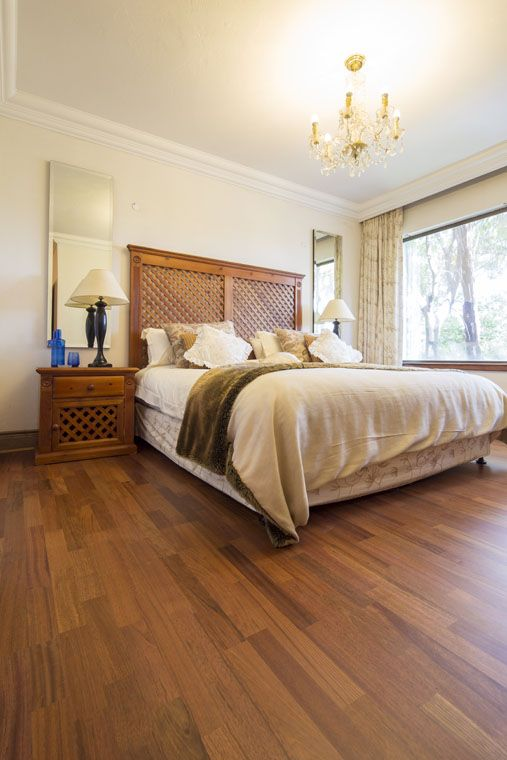 Woodline Parquetry solid wood flooring - Brazilian Cherry