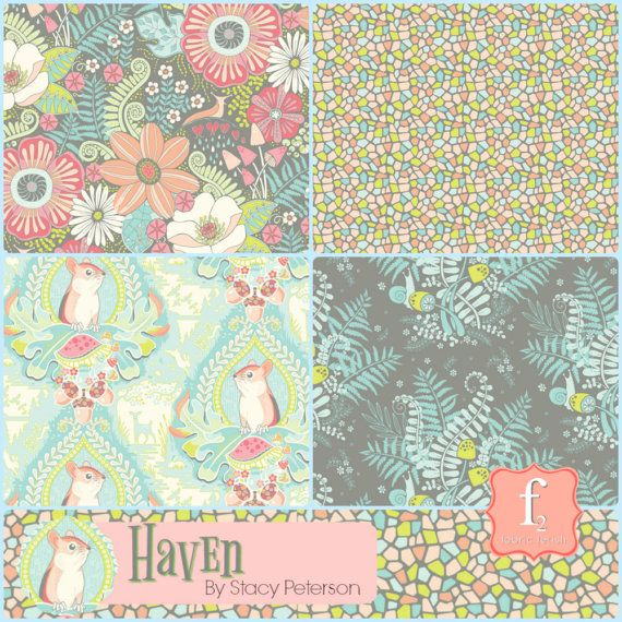 Haven Fabric Bundle   Stacy Peterson   Blend Fabric