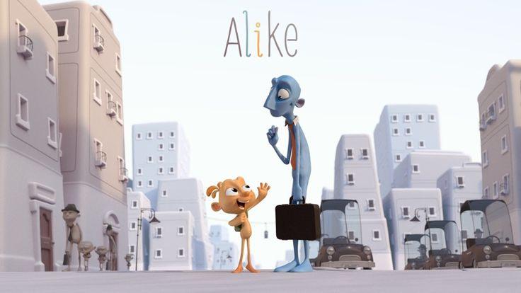 Alike, Filem Pendek Animasi 3D yang Dapat Mengubah Hidupmu. Harus Kamu Tonton!