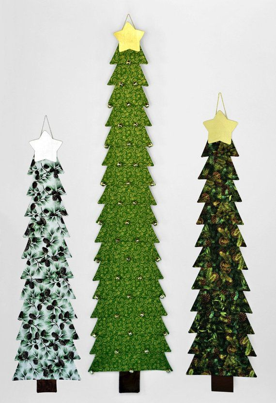 Christmas Tree Wall Hanging Pattern Hanging Christmas Tree Wall Hanging Christmas Tree Cute Christmas Ideas
