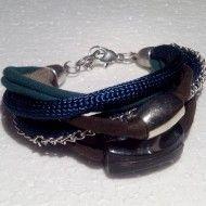Bracelet Tissue Metal