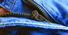 Этот мастер-класс поможет вам быстро починить молнию на джинсах! - МирТесен