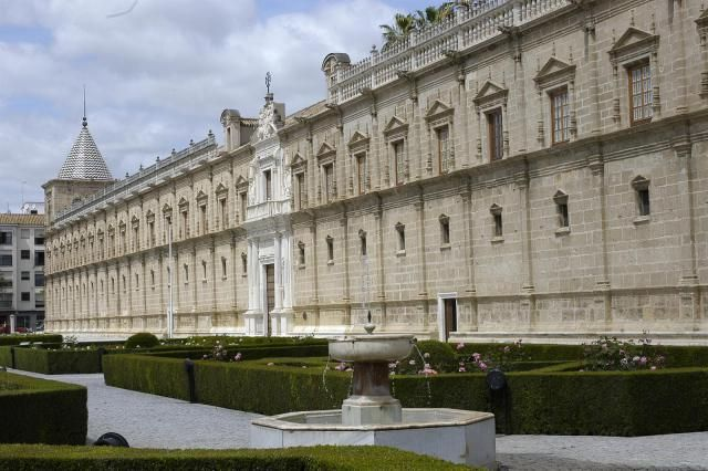 Hospital de las Cinco Llagas de Sevilla #Sevilla #Seville #sevillaytu @sevillaytu