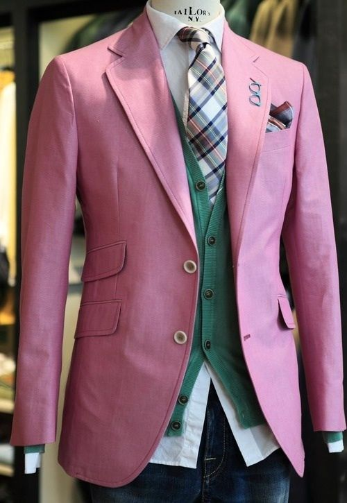 stylebritish2012: Summer Pink by L.Urquijo
