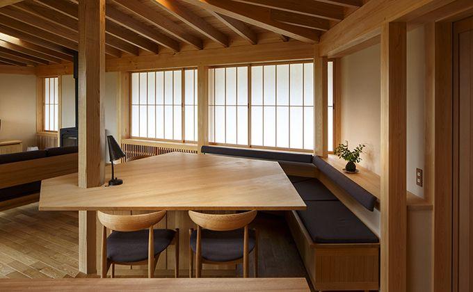 施工実績 – 南アルプスを望む家   オークヴィレッジ木造建築研究所