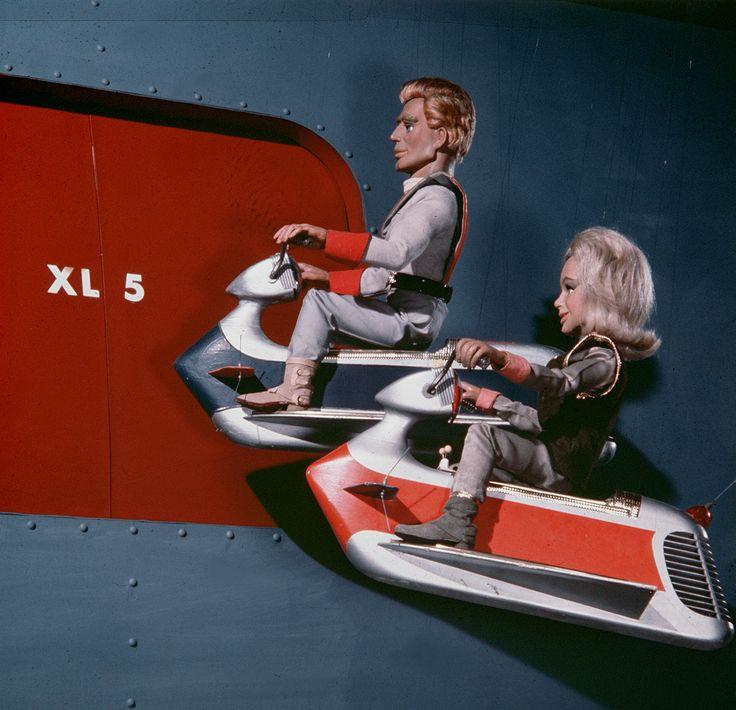Fireball XL5Steve Zodiac and Venus.OK, Venus? OK, Steve!