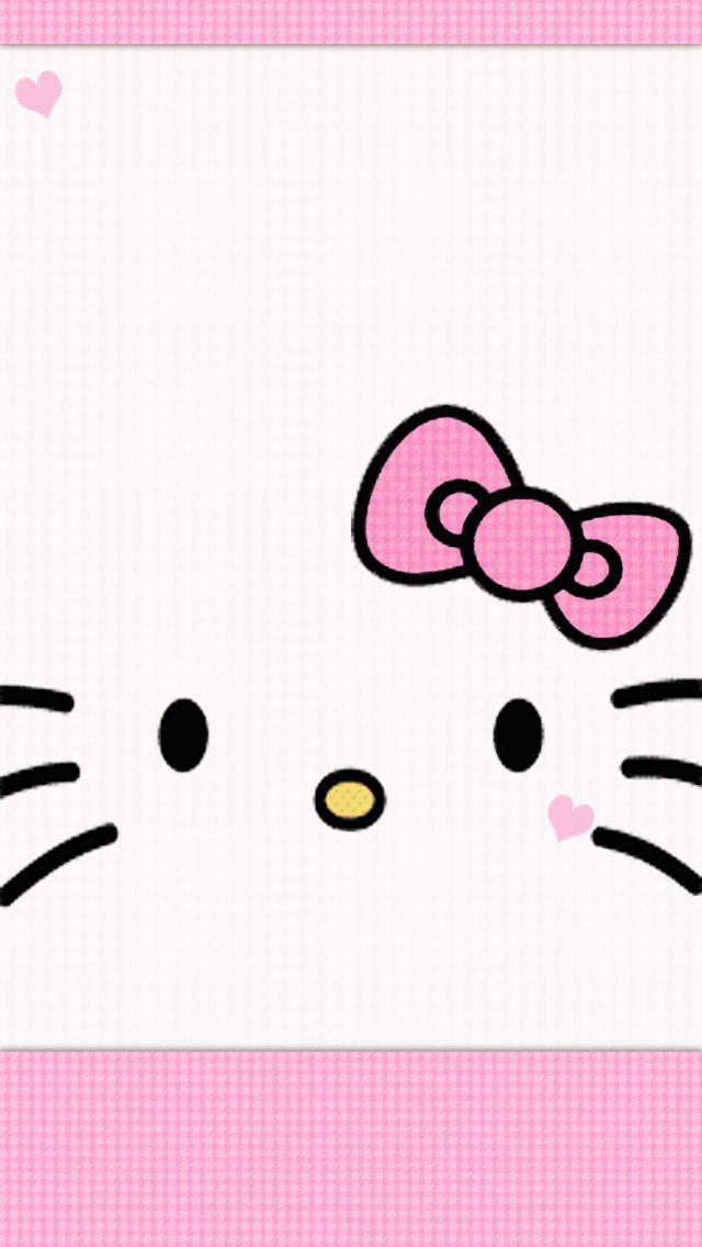 hello kitty wallpaper white - photo #27