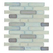 Infinity Glass - Vetro Riciclato Glass Mosaic Sheet in Soho - ( EME-87511 )